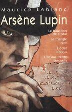 Arsène Lupin - Maurice Leblanc - Livre - 460305 - 2567838