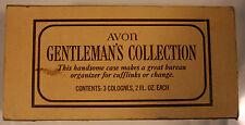 Avon 1968 Gentleman's Collection Set of Three 2 oz Colognes