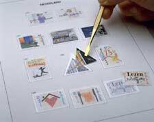 Davo 1148 Luxe inhoud postzegelalbum  Suriname III Rep. 2007-2010