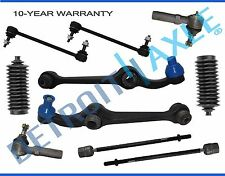 New 10pc Complete Front Suspension Kit for the 1995-1998 Ford Windstar
