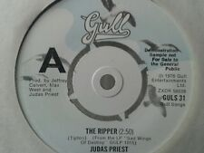 "Judas Priest The Ripper 7"" 45 Single DEMO RARE"