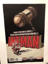 Marvel Comics Astonishing Ant-Man #12 1st appearance Yellowjacket Darren Cross