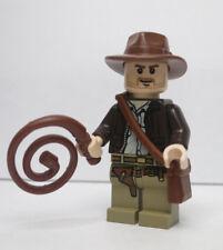 Indiana Jones Whip Sachel Temple Doom 7626 7628 7627 Lego Minifigure Mini Figure