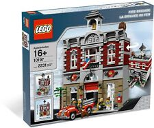 LEGO 10197 Creator Expert / Fire Brigade Modular NEW FACTORY SEALED BOX