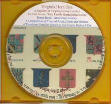 Virginia Heraldica + American Heraldica