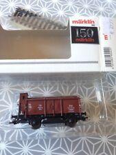 Märklin H0 46042 Schienenreinigungswagen Klappdeckelwagen der DB in OVP (SL402)