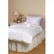 Single Heavy Duty Waterproof Plastic PVC Duvet Bedding Protection Cover