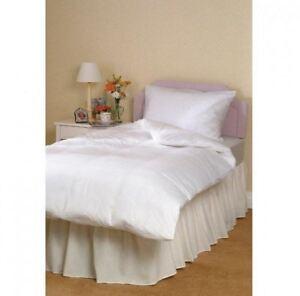 Single Heavy Duty Waterproof Plastic PVC Duvet Bedding Protection Cover