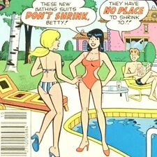 Betty and Veronica - Giant I love Archie Comics, Reader'S Only Sale (5 Comics)