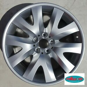 "Genuine 19"" BMW, E65 7 Series ST126 Alloy Wheel (9 x 19"" -  Pt No 6761555-13)"
