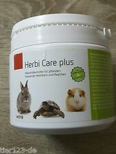 2 x Herbi Care Plus 200g (400g Gesamt) Dose für Hasen & Kleintiere