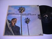 Eddie Cano Duke Ellington and Me 1957 Mono LP VG++