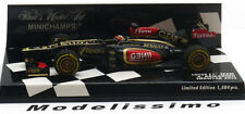 1:43 Minichamps Lotus F1 Team Showcar Räikkönen 2013
