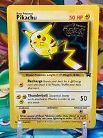 Pikachu 4 WB HOLO RARE Movie Promo Pokemon Card TCG 1999 Wizards NM