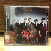 [NEW]ASTRO Venus First Limited Edition CD + DVD Japan