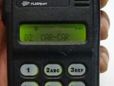 Motorola Mts2000 800mhz Model Iii Portable Two Way Radio H01uch6pw1bn