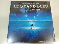 """Le Grand Bleu Eric Serra Luc Besson Soundtrack 2017 - 2 x LP Vinilo 12"""" NUEVO 2T"""