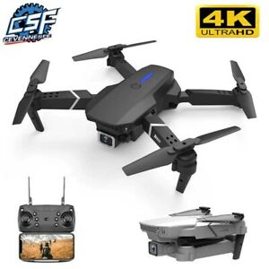 2020 NEW Drone 4k profession HD Wide Angle Camera 1080P WiFi fpv Drone Dual Came