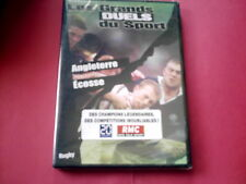 DVD NEUF  pas cher  RUGBY GRANDS DUELS ANGLETERRE ECOSSE