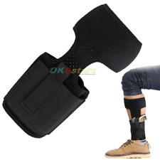 Ankle Holster 8 - 13'' For Ruger LCP 380 Sig P238 Kimber solo S&W M&P Shield 9mm
