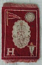 1910 Murad Tobacco Felt Harvard Academy Football Player B33