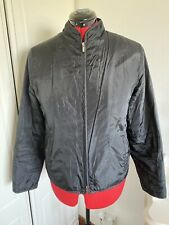 NEXT Ladies Black Padded Short Jacket Coat Size 14