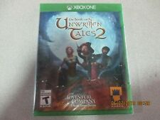The Book of Unwritten Tales 2 Xbox One brand new factory sealed package