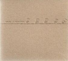 AMBRE-LE MENSONGE CD(ANT ZEN)
