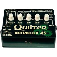 Quilter Labs InterBlock 45 45W Guitar Amp Head  LN