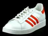 Adidas Campus II G49419 Mens Shoes White Leather Casual Sneakers Rare DS