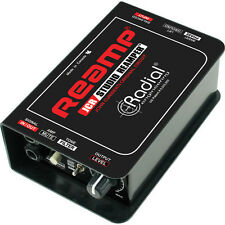 Radial Engineering Reamp JCR Studio Reamper R800 1030 - Untouched in box!