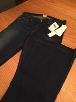 NWT HUDSON Ferris Flap Pocket Flare Wanderlust Jeans / MSRP $198  / 26, 27 & 28