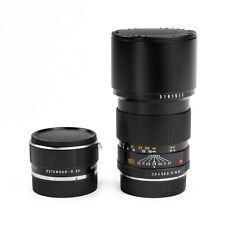 "Leica 180mm F2.8 Elmarit-R II Lens + 2x Extender-R (360/5.6) ""Exc+"""