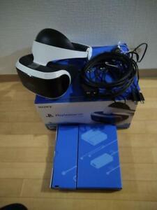 SONY Playstation VR CUHJー16001 PS4 PlayStation VR/PlayStation Camera set Used