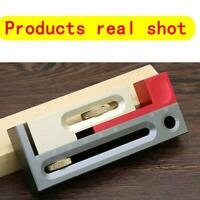 Table Saw Slot Adjuster Mortise & Tenon Tool Woodworking Movable Tenon Maker New