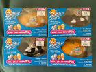 Lot of 4 ZHU ZHU HAMSTER PETS  ..4 NEW IN BOX 2008