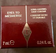 NIB CHARLOTTE TILBURY Eyes to Mesmerise Cream Eye Shadow Star Gold 7ml Full Size