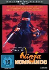 DVD - Cinema Treasures: Ninja Kommando / Erwin C. Dietrich, Conan Lee