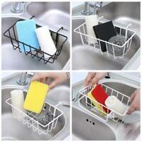 Kitchen Sink Organiser Hanging Storage Basket Drying Rack Sponge Holder newmcx20