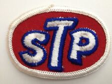 "Vintage ""STP"" Patch 1970s Unused Deadstock NOS MOTOR OIL GAS From USA"