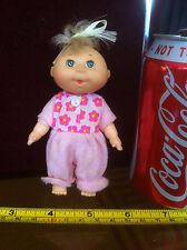 Cabbage Patch Kids 1995 Baby Doll Pink Cute Mattel