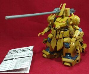 MSIA Gundam 0083 Xamel & artillery unit action figure Bandai - Complete
