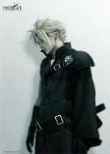*New* Final Fantasy: Advent Children Cloud Wall Scroll by Square Enix