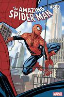 AMAZING SPIDER-MAN #800 DODSON VARIANT SLOTT MARVEL COMICS RED GOBLIN