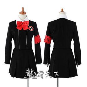 PERSONA 3 the MOVIE Women Uniform Anime Cosplay Costume
