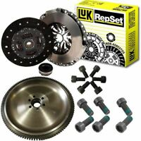 FLYWHEEL AND LUK CLUTCH KIT FOR AUDI 2,E2,2 ESTATE 2.0 TFSI QUATTRO