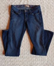 PAIGE Jeans size 25 Hollywood Hills Classic Rise Boot Women's Denim