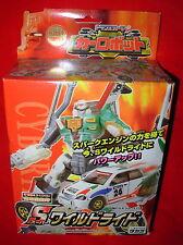 Transformers TAKARA 2000 C-024 SUPER WILD RIDE Factory sealed Box