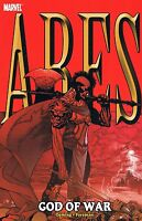 Ares: God of War by Avon Oeming & Travel Foreman TPB 2006 Marvel Comics OOP