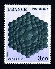 FRANCIA - Quadri di Francia - 1977 - Opere di  Vasarely